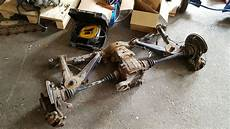 bmw e36 e30 compact hinterachse in 67468 frankenstein for