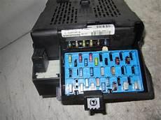 Used Renault Megane Ba Sa 1 4 16v Fuse Box 77030397012