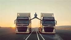 Volvo Damme Karizmalı Tır Reklamı