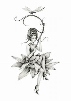 coloring pages fairies images 16623 thumbelina beautiful sketches fair