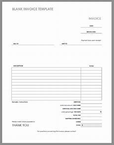 printable invoice receipt template 55 free invoice templates smartsheet