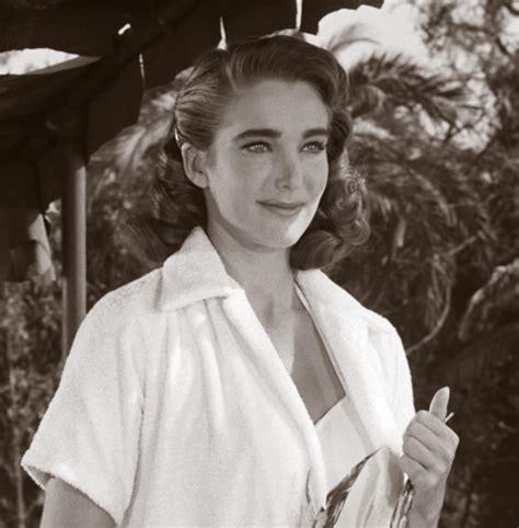 Actress Julia Adams