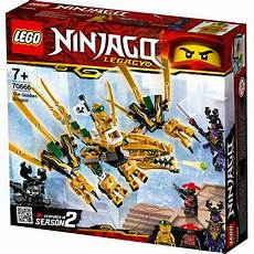 lego ninjago the golden 70666 ebay
