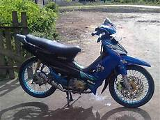 Modifikasi Smash 2004 by Modifikasi Motor Smash 110 Cc 2004