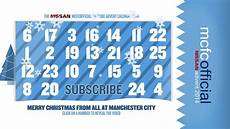 the manchester city interactive advent calendar 2014