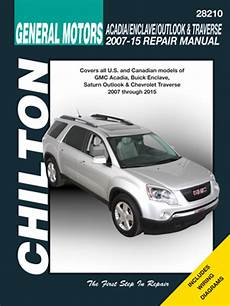 chilton car manuals free download 2008 gmc yukon windshield wipe control all buick enclave parts price compare