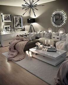 Grey And White Home Decor Ideas by Cozy Neutral Living Room Ideas Earthy Gray Living Rooms