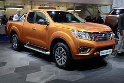 New Nissan Navara Prices Specs And Release Date  Carbuyer