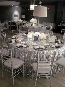silver and white wedding decoration ideas 32 silver and white winter wedding ideas weddingomania