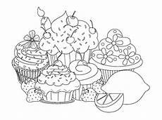Malvorlagen Mandala Cake Beautiful Sweet Cupcake Pages Cupcakes And Cakes