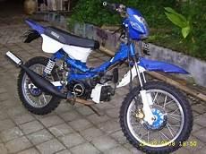 Smash Modif Trail by Suzuki Smash Modifikasi Trail Thecitycyclist