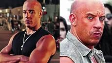 Vin Diesel Da Fast And Furious 1 A 8 2001 2017