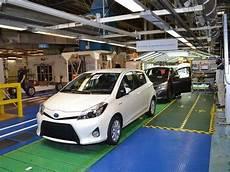 L Usine Toyota De Valenciennes A Produit 2 5 Millions De Yaris