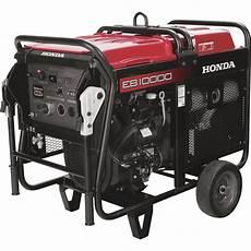 Honda Generator honda eb10000 davr series portable generator 10 000