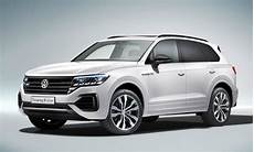 2020 vw touareg r line release date interior specs msrp