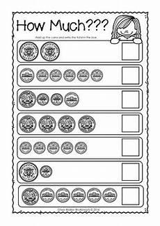 money worksheets in kindergarten 2187 money worksheets printables kindergarten grade one usa by walker