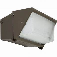 progress lighting pcowp collection bronze outdoor integrated led wall pack light pcowp 100led 20