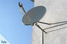 Satellitenschüssel Ausrichten Lassen - satellitensch 252 ssel ausrichten selbstgemacht in 6