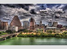 HDR, Building, Cityscape, River, Austin, Austin (Texas