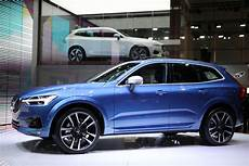 Volvo Xc60 Neues Modell 2017 - 2018 volvo xc60 preview
