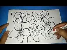 Gambar Batik Quot Bunga Ornamen Quot 3