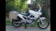 1997 bmw f650 st white