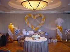 reception hall balloon decoration for wedding diy party s in 2019 wedding decorations