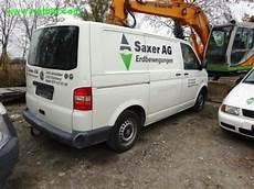 vw transporter kaufen vw t5 1 9 td transporter gebraucht kaufen auction premium