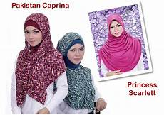 30 Model Jilbab Yang Cocok Untuk Kepala Besar Model