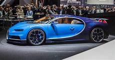 2017 Bugatti Chiron The 2 6 Million 1500 Hp 261 Mph