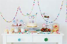 Dessert Table At Stock Photo Image Of Birthday