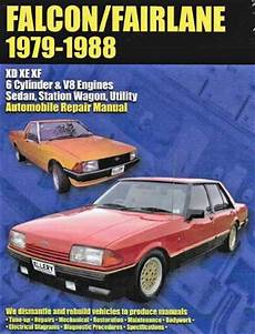 old car owners manuals 1987 ford e series navigation system ford falcon xd xe xf 6 cyl fairlane series zk zl 1979 1987 sagin workshop car manuals repair