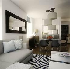 Living Room Dining Room Design