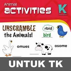 Jual Animal Activities Buku Aktivitas Gambar Menulis