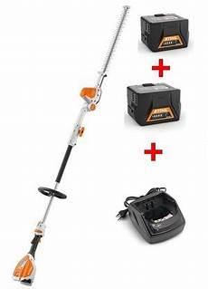 Taille Haies Hla56 2 Batteries Et 1 Chargeur
