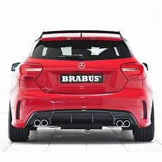 Brabus Sports Exhaust Mercedes A Klasse W176
