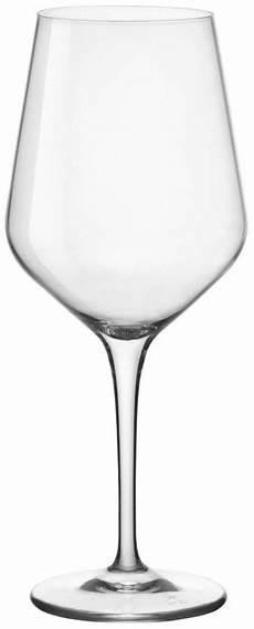 rastal bicchieri 6 bicchieri harmony 53 rastal rosso