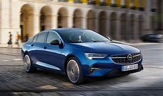 2020 opel insignia grand sport images price performance