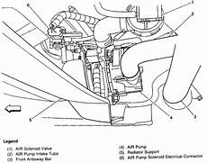 2000 Gmc Sonoma Wiring Diagram Fog L by Secondary Air Injection Location On 2000 Gmc Sonoma