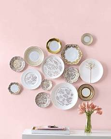 cooking themed bridal shower plates wall unique
