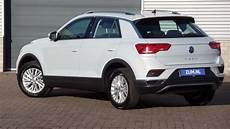 Volkswagen New T Roc Style 2018 White Silver 16 Inch