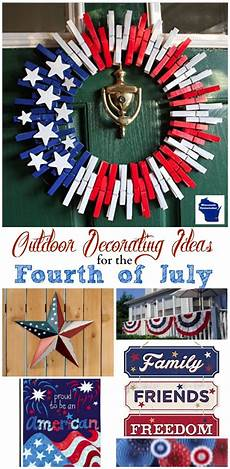 Decorating Ideas For July Fourth by Outdoor Decorating Ideas For 4th Of July Wisconsin Homemaker
