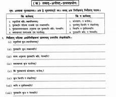 ncert solutions for class 10th sanskrit chapter 4