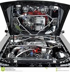 Auto Motor Stockbild Bild Funken Teile Kraftstoff