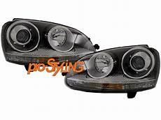 Scheinwerfer Vw Golf 5 Jetta 3 Gti R32 Xenon Look Original