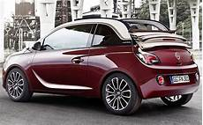 Cabrio Feeling Im Opel Adam Autoservicepraxis De