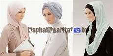 Gaya Jilbab Turban Untuk Muslimah Yang Mempunyai Pipi