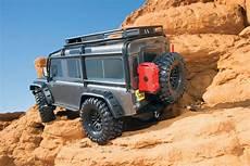 traxxas land rover traxxas trx 4 scale crawler land rover defender d110 rtr
