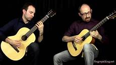 all of me bruskers guitar duo