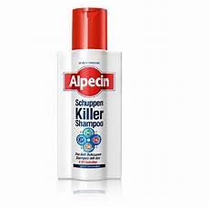 Shoo Gegen Schuppen - alpecin schuppen killer shoo 250ml haarausfall schuppen